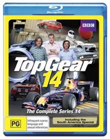 Top Gear Series 14