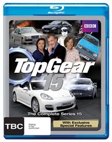 Top Gear Series 15