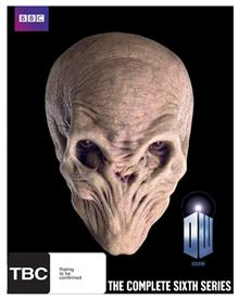 Doctor Who - Season 6 (Silence Packaging)