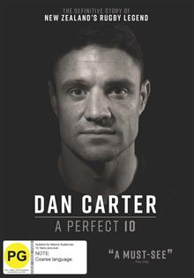 A Dan Carter - Perfect 10