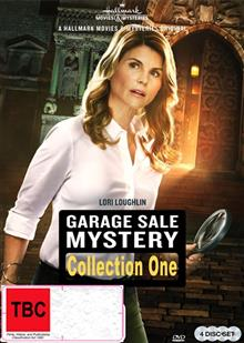 Garage Sale Mystery Collection 1