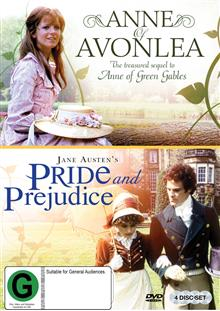 Pride And Prejudice / Anne Of Avonlea