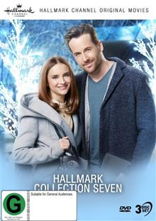 Hallmark - Frozen In Love / Winter Castle / Amazing Winter Romance Collection 7