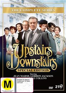 Upstairs Downstairs Complete Series