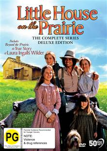 Little House On The Prairie Complete Series