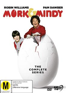 Mork & Mindy Complete Series