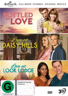 Hallmark - Love At Daisy Hills / Love At Look Lodge / Bottled With Love Collection 11