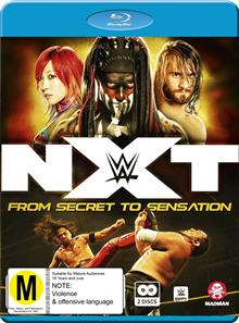 WWE - NXT - From Secret To Sensation