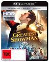 Greatest Showman, The Blu-ray + UHD + DHD