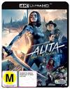 Alita - Battle Angel UHD