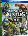 Teenage Mutant Ninja Turtles - Out Of The Shadows 3D + 2D Blu-ray