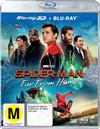 Spider-Man - Far From Home 3D + 2D Blu-ray