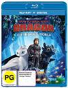 How To Train Your Dragon - Hidden World, The Blu-ray + Digital Copy