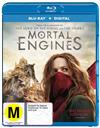 Mortal Engines Blu-ray + Digital Copy