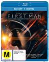 First Man Blu-ray + UV