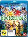 Goosebumps 2 - Haunted Halloween Blu-ray + UV