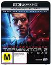 Terminator 2 - Judgment Day Blu-ray + UHD