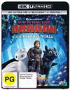 How To Train Your Dragon - Hidden World, The Blu-ray + UHD + Digital Copy