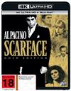 Scarface Blu-ray + UHD