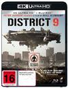 District 9 Blu-ray + UHD