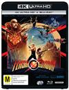 Flash Gordon Blu-ray + UHD : Classics Remastered
