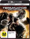 Terminator Salvation Blu-ray + UHD