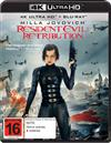Resident Evil - Retribution Blu-ray + UHD