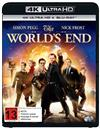World's End, The Blu-ray + UHD