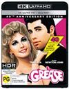 Grease - 40th Anniversary Blu-ray + UHD