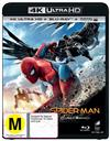 Spider-Man - Homecoming Blu-ray + UHD + UV