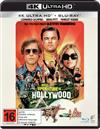 Once Upon A Time In Hollywood Blu-ray + UHD
