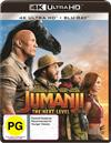 Jumanji - Next Level, The Blu-ray + UHD