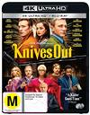 Knives Out Blu-ray + UHD