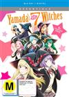 Yamada-Kun & The Seven Witches Blu-ray + Digital Copy : Complete Series : Eps 1-12