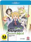 Miss Kobayashi's Dragon Maid Blu-ray + DVD : Complete Series