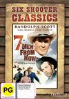 7 Men From Now Six Shooter Classics