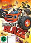 Blaze And The Monster Machines - Ninja Blaze