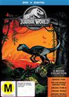 Jurassic Park / Jurassic Park - Lost World, The / Jurassic Park III / Jurassic World / Jurassic World - Fallen Kingdom Digital Copy : 5 Movie Franchise Pack