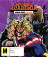 My Hero Academia: Season 3 Part 1 Blu-ray + DVD Combo (Limited Edition)