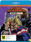 My Hero Academia: Season 3 Part 1 Blu-ray + DVD Combo
