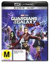 Guardians Of The Galaxy Blu-ray + UHD Vol 2