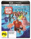 Ralph Breaks The Internet Blu-ray + UHD
