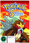 Pokemon - Spell Of The Unknown Movie 3