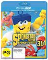 The Spongebob Movie - Sponge Out Of Water 3D + 2D Blu-ray