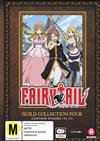 Fairy Tail Guild Collection 4 : Eps 143-175