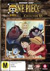 One Piece - Uncut Collection 45 : Eps 541-552