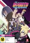 Boruto - Naruto Next Generations Part 8 : Eps 93-105