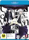 K - Seven Stories Complete Movie Collection