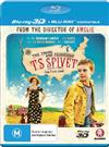 Young And Prodigious T.S Spivet, The 3D + 2D Blu-ray