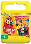 The Wiggles : Here Comes Big Red Car + Top of the Tots (2on1)